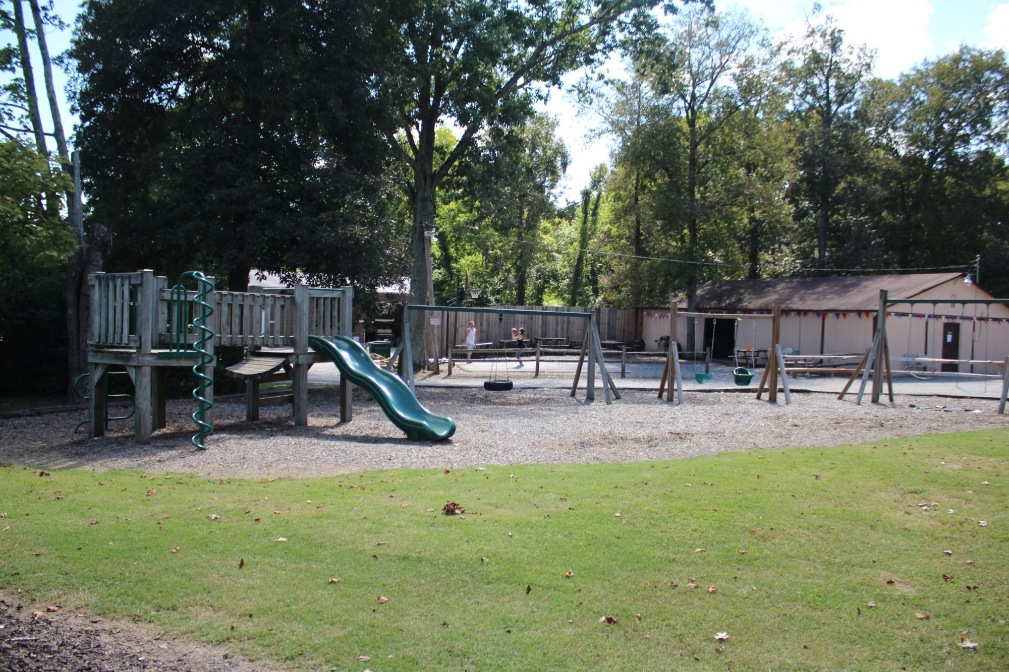 What We Offer - I-24 Campground - Smyrna, Tennessee