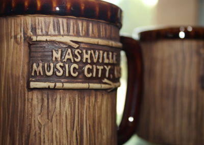 Music City Coffee Mug - nashville gift shop