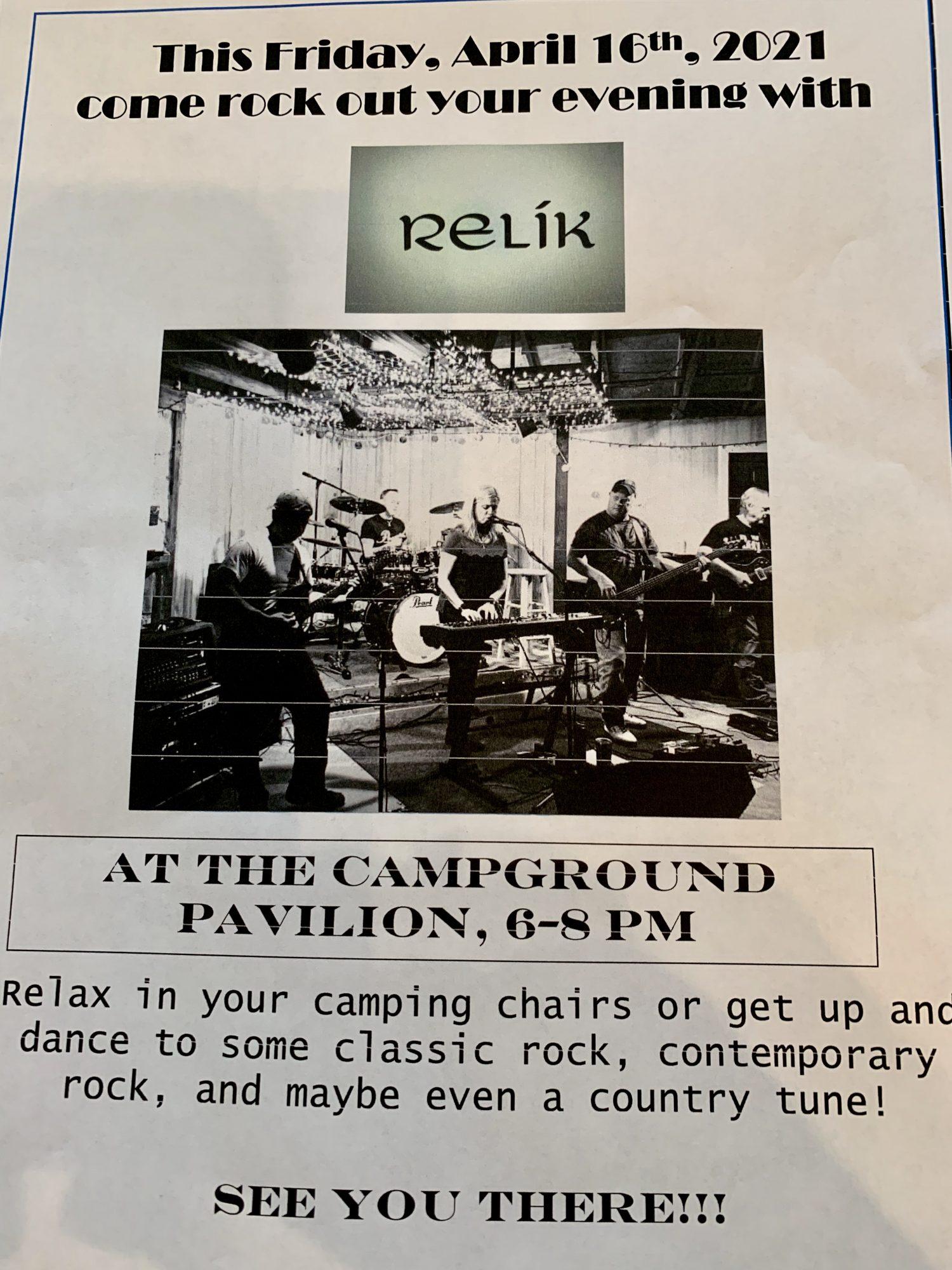 Relik Event Classic Rock