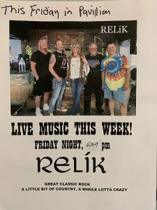 Live Music with Relik